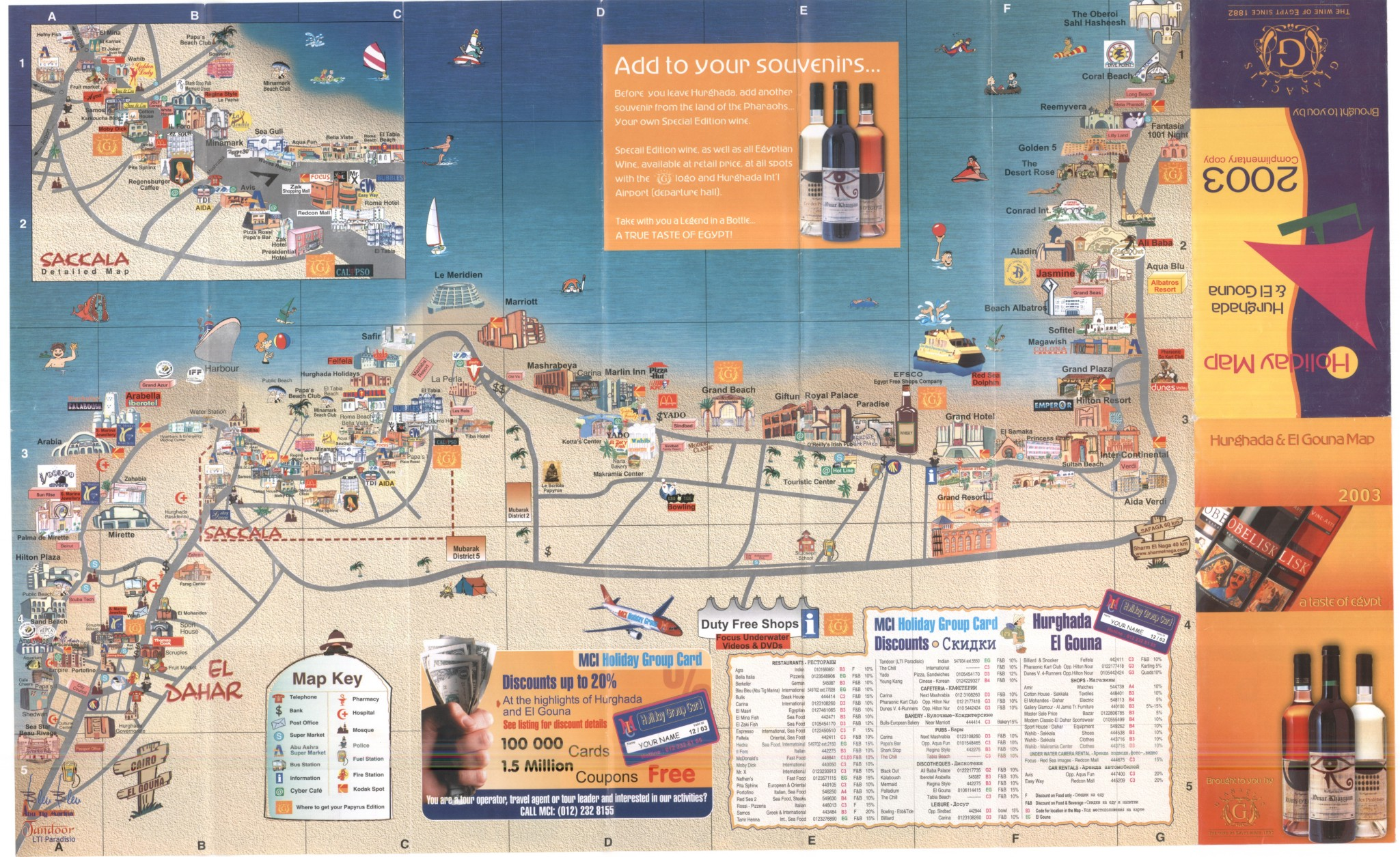 New Page - Map of egypt hotels